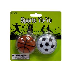 24 Pieces Per Pack Of Sports Yo-Yo Set ][Wholesales Purchase   Hoodmat.Com