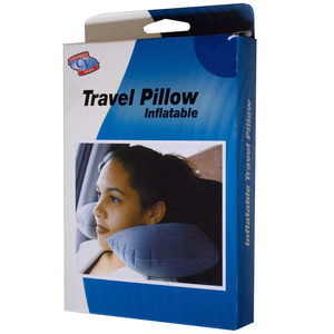 12  Pieces Per Pack Of  Inflatable Travel Pillow  ][Wholesales Purchase|Hoodmat.Com