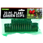 12 Pieces Per Pack Of Garden Plant Clips ][wholesales purchase|hoodmat.com