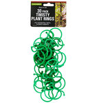 24 Pieces Per Pack Of Twisty Plant Rings ][wholesales purchase|hoodmat.com