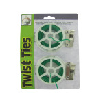 24 Pieces Per Pack Of Twist Tie Spools with Cutters ][wholesales purchase|hoodmat.com
