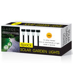 1 Pieces Per Pack Of 4-Piece Solar Powered Garden Lights Set ][wholesales purchase|hoodmat.com