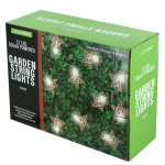 1 Pieces Per Pack Of Silver Star LED Solar String Lights ][wholesales purchase|hoodmat.com