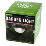 4 Pieces Per Pack Of Weather Resistant Garden Dome Light ][wholesales purchase|hoodmat.com