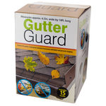 6 Pieces Per Pack Of Gutter Guard with Hooks ][wholesales purchase|hoodmat.com
