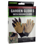 6 Pieces Per Pack Of Garden Gloves with Digging Claws ][wholesales purchase|hoodmat.com