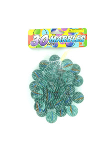 Jumbo glass marbles