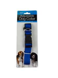 Snap clip dog collar