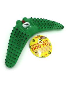 Boomerang dog toy