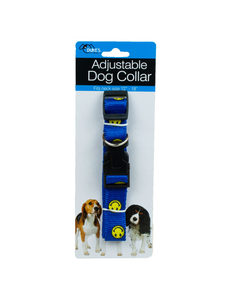 Happy face dog collar
