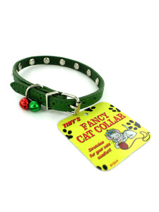 Fancy cat collar (assorted colors)