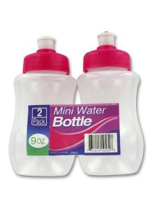 Mini bottle water set