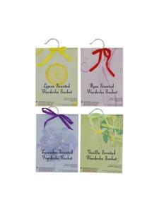Wardrobe Sachets (assorted scents)