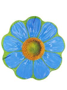 Flower shape serving tray