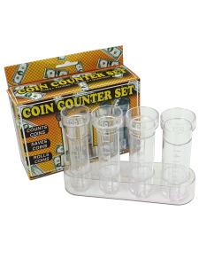 Coin counter set