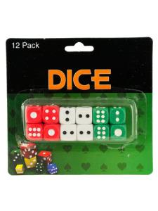 Vegas style dice