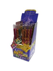 20 pc. sticks/8cones 36 pc. display