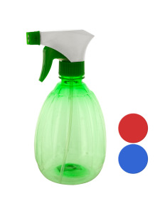 Pear-shaped spray bottle