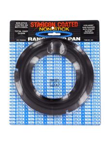 round non-stick gas range drip pan