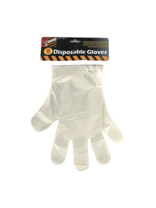 50 Pack disposable gloves