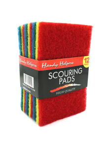 12-pack Scouring Pads