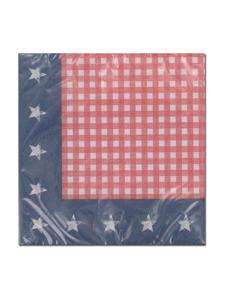 patriotic spirit napkin