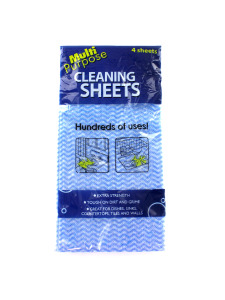 cleaning cloth 4pc
