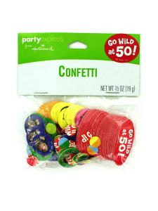 monkey around 50 confetti