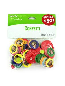monkey around 60 confetti