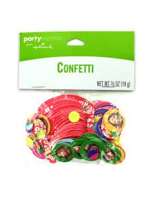 monkey around confetti