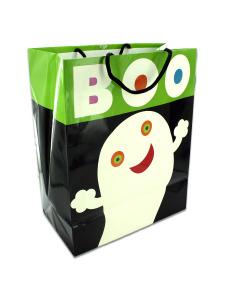 boo glow in the dark gift bag