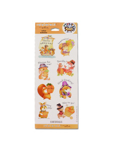 Autumn and Thanksgiving sticker sheets