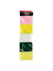 Scouring pads multi-pack (set of 5)