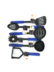 6 Piece assorted kitchen tools