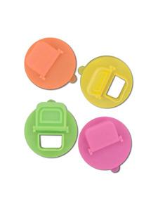 plastic mini can cover