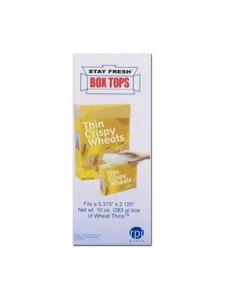 nabisco wheat thins box top