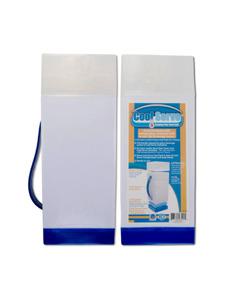 1/2 gal. plastic milk container