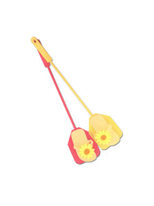 sandal design fly swatter