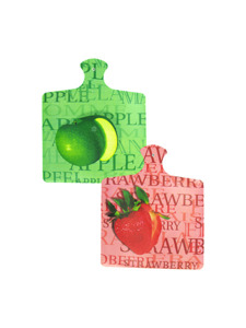 plastic cutting board fruit picture