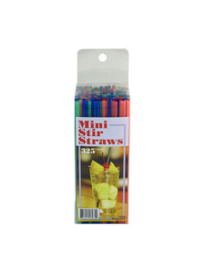 Huge set mini stir straws