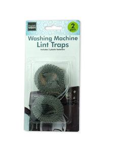 Washing machine lint traps (set of 2)