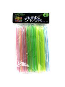 36 pack of jumbo straws
