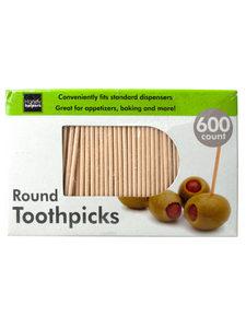 600 Count toothpicks