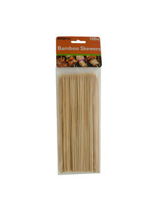 bamboo skewers 100pc
