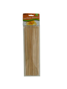 Barbecue bamboo skewers