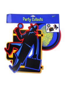 party cut outs 3 assorted per pack