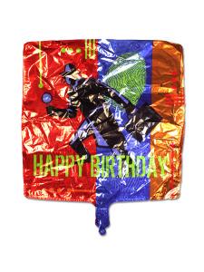 mylar balloon 19x19 in.