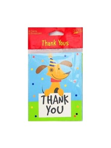 thank you cards 8 pack