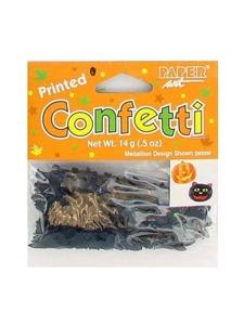 confetti cat/pumpkin