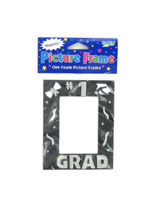 grad magnetc foam photo frame